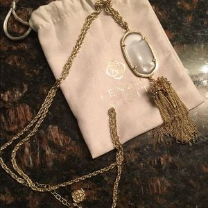 Kendra Scott Gold Necklace